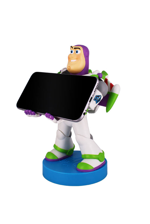 Buzz Lightyear Cable Guy Holding Phone Front Angle