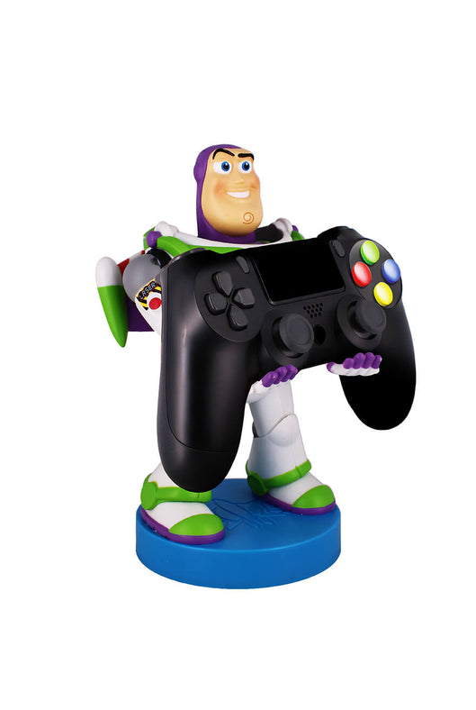 Buzz Lightyear Cable Guy Holding Controller Front Angle