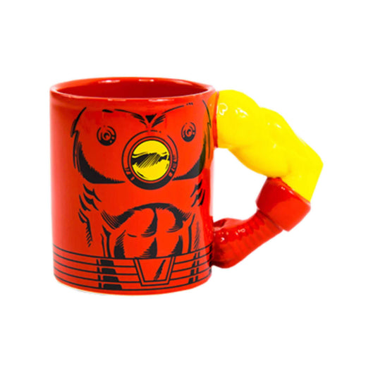 Iron Man MetaMerch Mug Front Angle