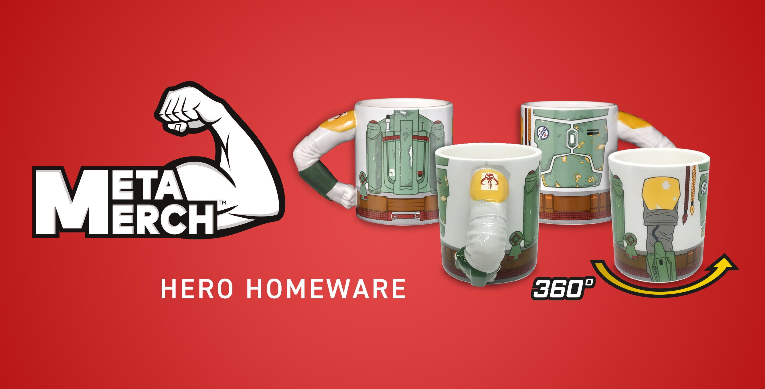 MetaMerch, Hero Homeware
