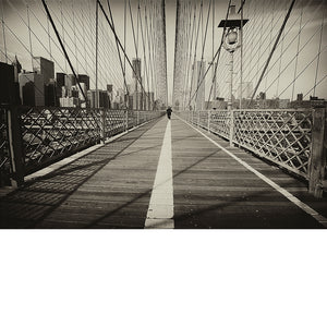 <transcy>Brooklyn bridge</transcy>