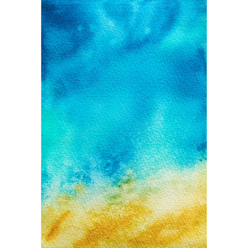 Abstract Arial beach