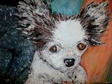 Precious Emily 18x24 Original Oil Painting $575 SOLD