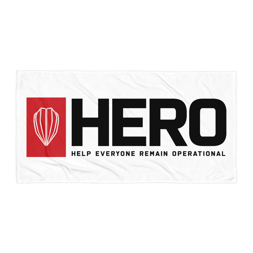 HERO Towel