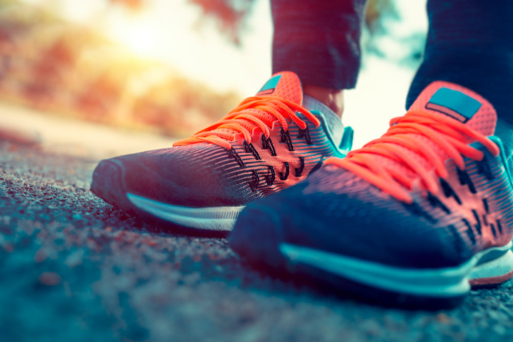 running shoes care