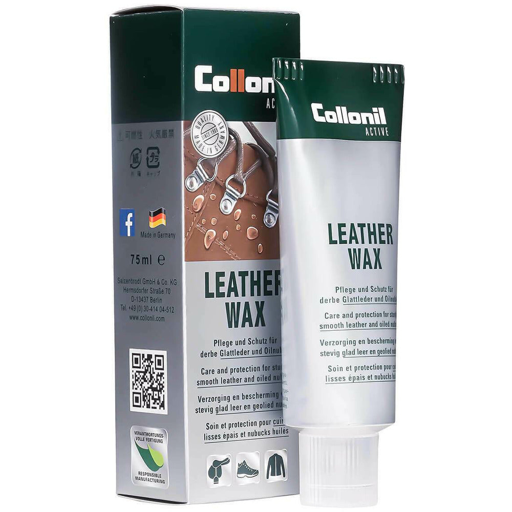 Outdoor Leather Wax 75ml