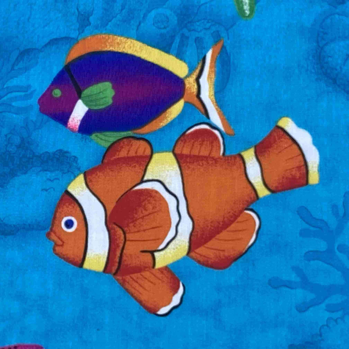 Clownfish: Pocket <1 Micron Filtering Mask, Breathable & Good Seal