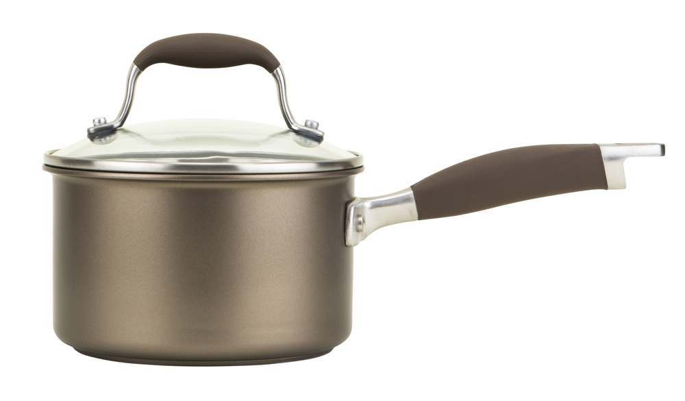 Anolon Hard Anodised Advanced+ Umber 16cm/1.9L Saucepan