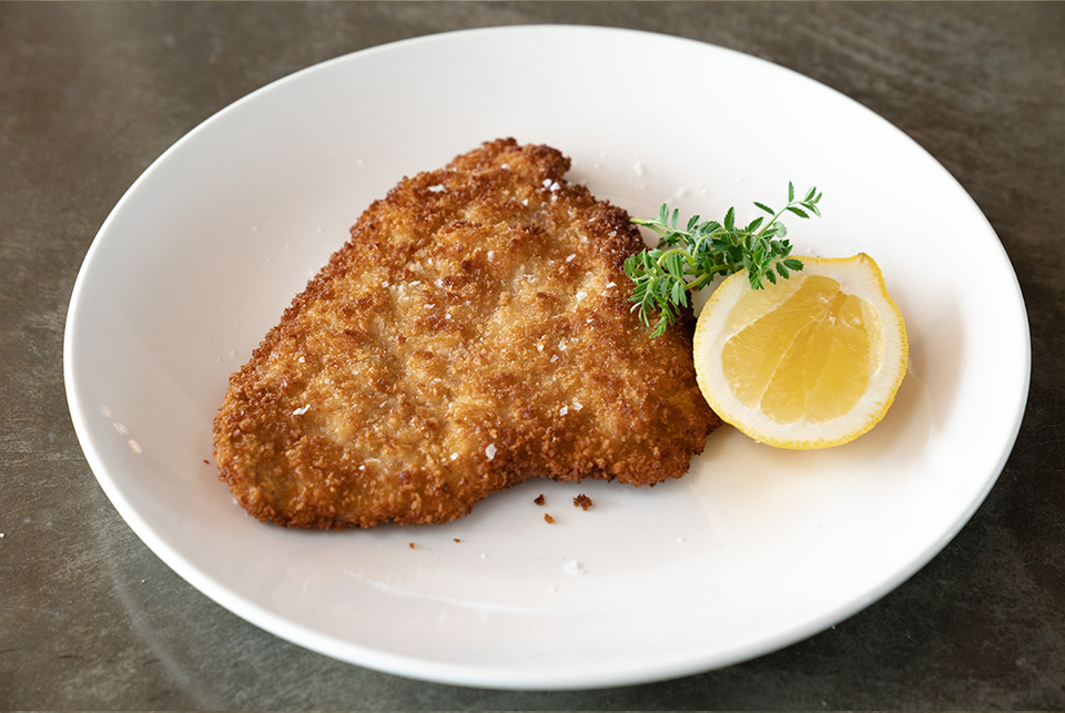 Chicken Schnitzel Options