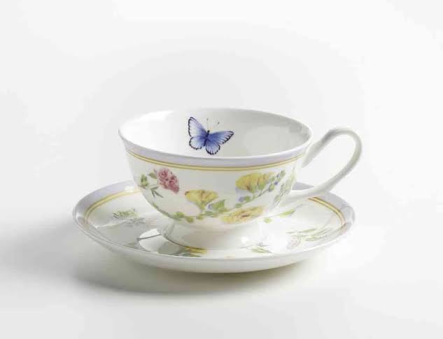 Maxwell & Williams Butterfly Garden Tea Set