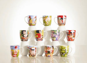 Maxwell & Williams Limited Edition Sue Janson Mugs