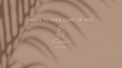 7 Ways to take care of you.
