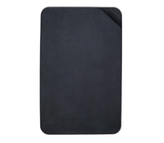 Vegan Leather Changing Mat Changing Mat Yuumacollection  #color_onyx