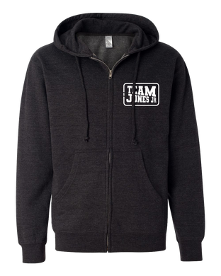 Team Jones Jr. Zip Hoodie