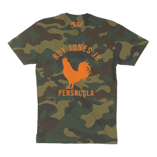 Camo Rooster T-Shirt
