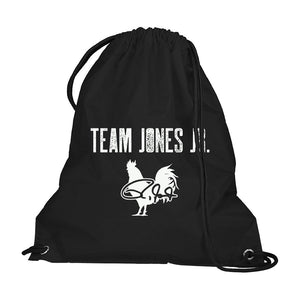 Team Jones Jr. Cinch Bag