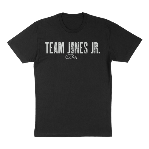 Black Team Jones JR T-Shirt