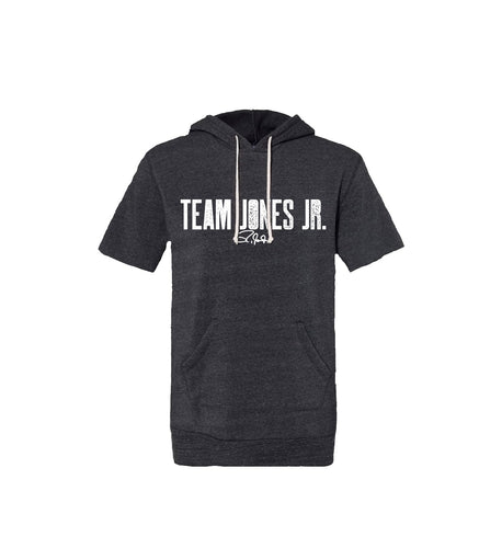 Team Jones JR Fight Shirt Hoodie Cutoff