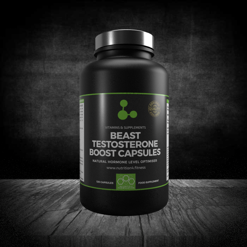 Beast Testosterone Boost