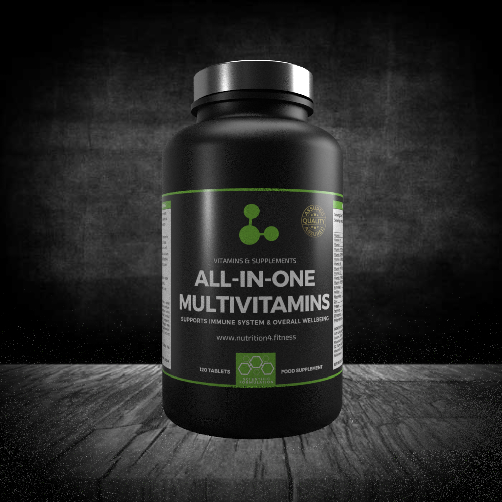 All-In-One Multivitamins