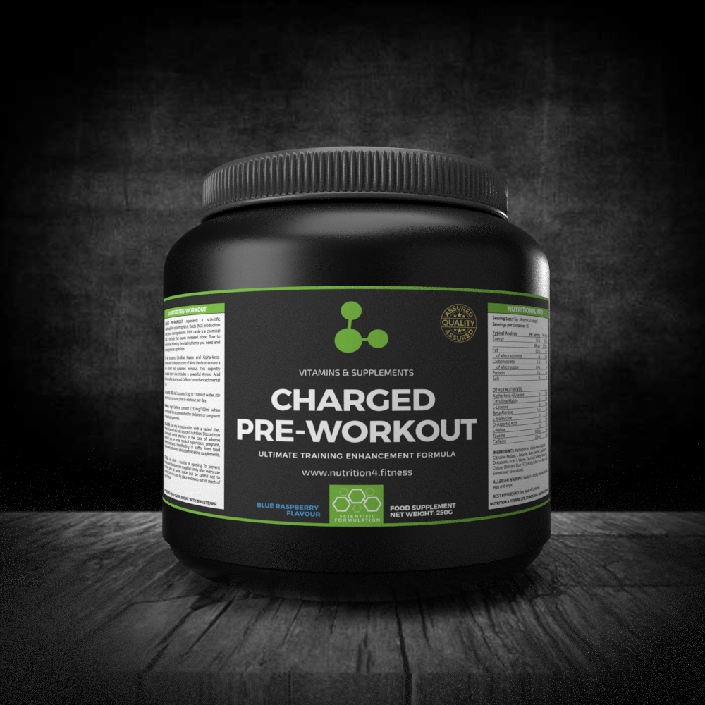 Charged Pre-Workout - 250g