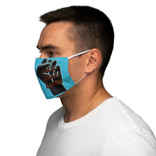 Load image into Gallery viewer, Black History Month Series Calypso Blue Face Mask