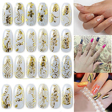 Load image into Gallery viewer, 1 Sheet Nail Art Stamping Stickers