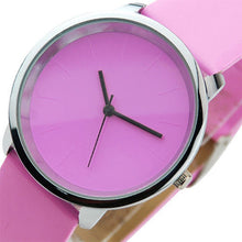 Load image into Gallery viewer, Fashion Colorful No Markers Quartz Analog Wrist Watch