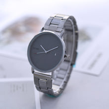 Load image into Gallery viewer, Fashion No Numbers Calendar Quartz Office Wrist Watch