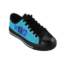 Load image into Gallery viewer, King Series Men's Blue on Calypso Sneakers