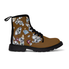 Load image into Gallery viewer, Boss Lady Women's Canvas Boots