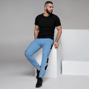 King Series Powder Blue Men's Joggers