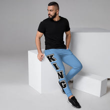 Load image into Gallery viewer, King Series Powder Blue Men's Joggers