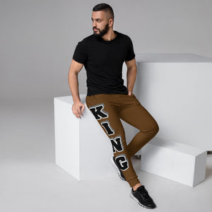 King Series Chocolate Men's Joggers