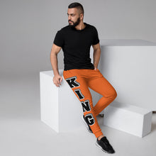 Load image into Gallery viewer, King Series Orange Men's Joggers