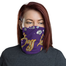 Load image into Gallery viewer, Boss Lady Purple Multi-Use Neck Gaiter