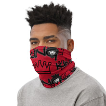 Load image into Gallery viewer, King Series Red Multi-Use Neck Gaiter