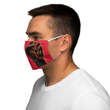 Load image into Gallery viewer, Black History Month Series Red Face Mask