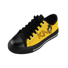 Load image into Gallery viewer, King Series Men's Gold on Gold Sneakers