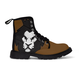 King Series Men's Canvas Boots