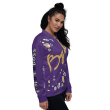 Load image into Gallery viewer, Boss Lady Women's Bomber Jacket