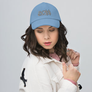 Boss Lady Ladies Cotton Cap