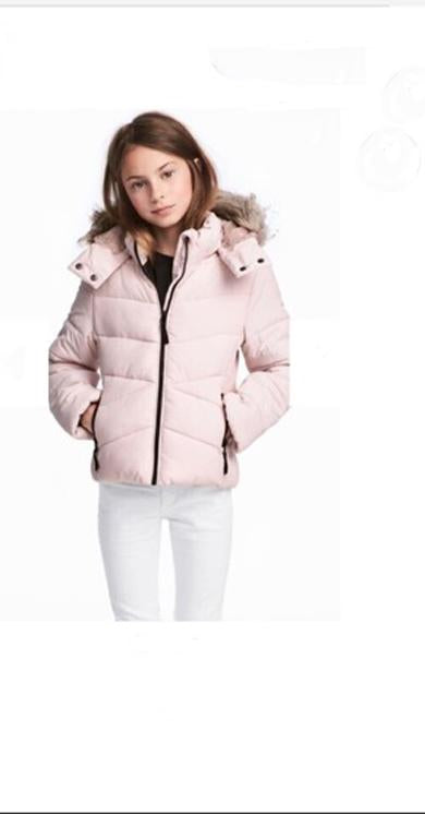 Cute padded jacket