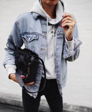 Cute Denim jacket