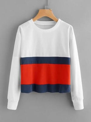 Reny Strips Sweater