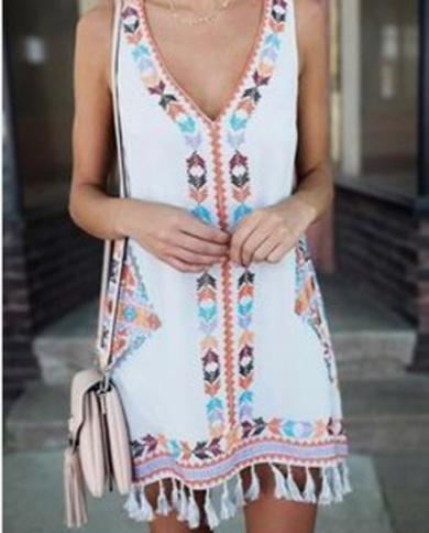 Lovely boho dress