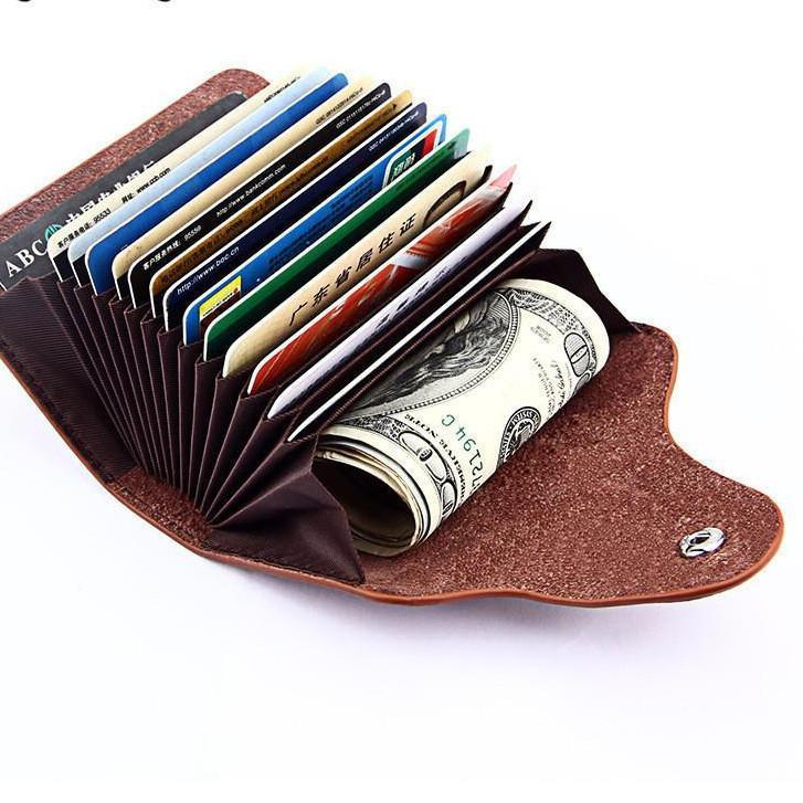 The Card Holder Wallets