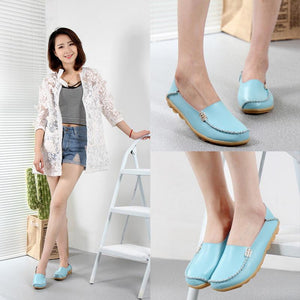 The Candy Genuine Leather Women Shoes