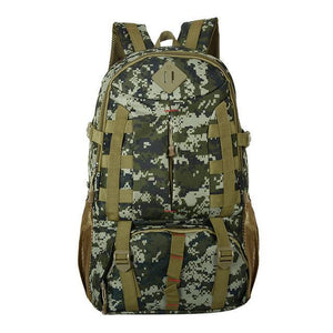 The 55L Military Tactical Backpack