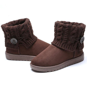 The Ankle winter warm Boots